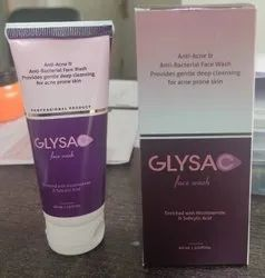 Face Wash GLYSAC Third Party/Contract Manufacturing