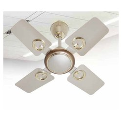 Brio Duo Gold Mist Pearl Copper 4 Blades Ceiling Fan