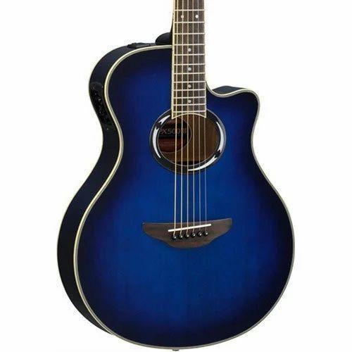 Yamaha Apx500iii Acoustic Guitar Yamaha Acoustic Guitar Yamaha Electric Guitar य म ह एक स ट क ग ट र Shruthi Musicals Chennai Id 7140122697
