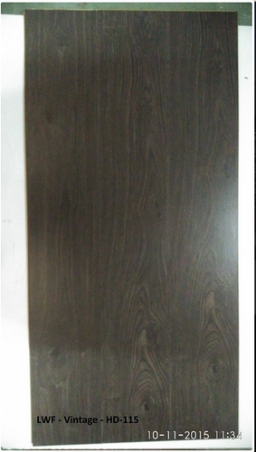 Gray Wood Laminate Shades LWF-Vintage-HD-115