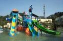 Mini Pool Water Slide