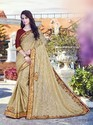 Knitting Material Saree