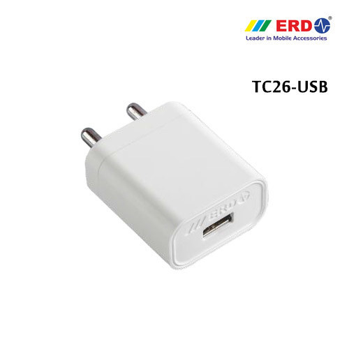 White TC26-USB Dock Charger