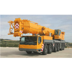 300 Tons Telescopic Crane Rental Services