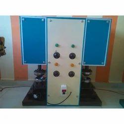 Semi Automatic 2 Dona Making Machine