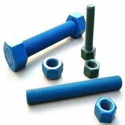 PTFE Coated Stud Bolt