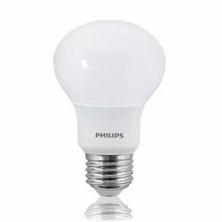Cool White Angled Front 5W LED Bulb, Base Type: E27