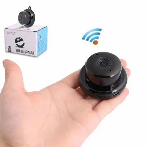 Spy Wireless Wifi IP Live Camera