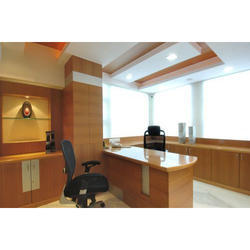 Contemporary Office Cabin Interior Service