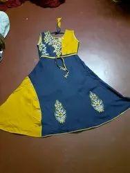 Indo Western Girls Gown