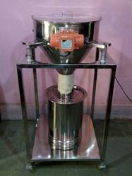 Powder Filter Vibrator Machine