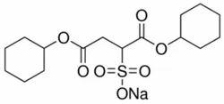 Di(2-Ethyl Hexyl) Sulphosuccinate (Dioctyl Sodium Sulphosuccinate)