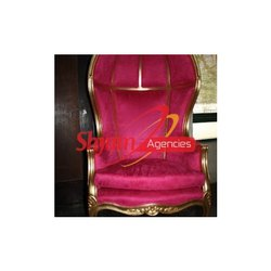 Wedding Red Sofa Chair