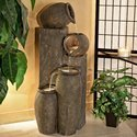 Stone Home Water Fountain