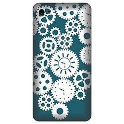 3D Sublimation Printed Back Cover