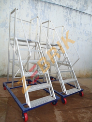 Convertible Aluminum Ladder
