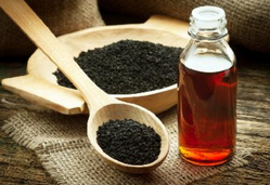 Black Sesame Seed Oil