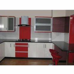 Modular Kitchen Cupboard