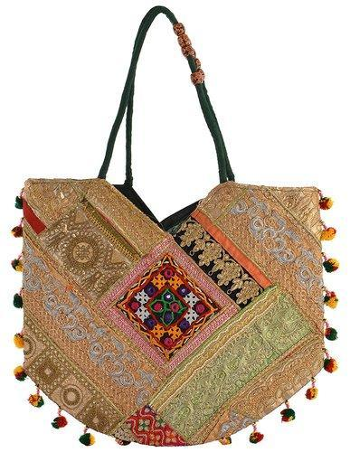 90cdc8480 Jaipuri Zari Work Handbag, Women Fashion Bags, महिलाओं के ...