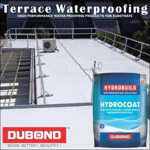 Terrace Waterproofing Coatings