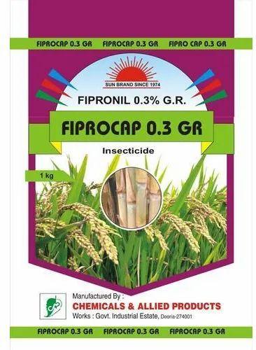 Fiprocap 0.3 GR Fipronil 0.3% GR Insecticide