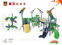 Kids Multi Playground Equipment