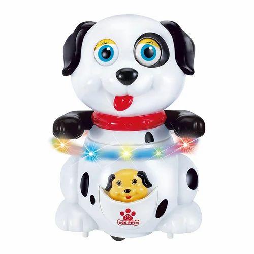 Electronic Pet Dog Walking Dancing Singing Barking Robot Toy Dog With Music At Rs 849 Piece À¤‡à¤² À¤• À¤Ÿ À¤° À¤¨ À¤• À¤Ÿ À¤¯à¤œ Ankita Company Overview Mumbai Id 19258359855