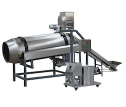 Flavouring Drum For Kurkure And Pellets