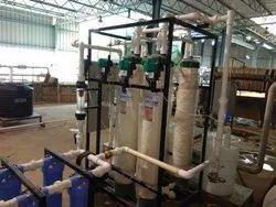 20000 LPH Industrial Ultra Filtration System