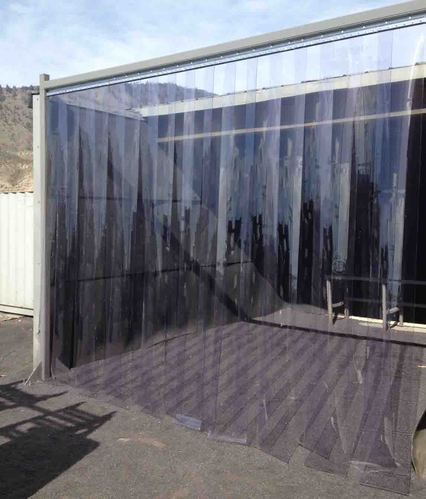 Pvc Strip Curtains Transparent Pvc Strip Curtain