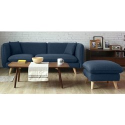 Ottoman Sofa Set for Home, Model Name/Number: FN1608743-P-WH1210
