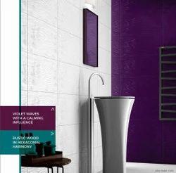 Ceramic Digital Decorative Bathroom Tiles