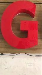 3 Feet Acrylic Led Letter