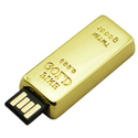 Gold Bar Pen Drive