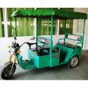 Passenger Electric Rickshaw