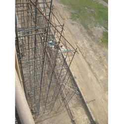 Industrial Scaffolding Service