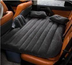 HSR Black CAR AIR BED MATTRESS, for Travel