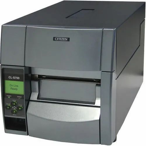 Citizen CL-S700 Thermal Transfer Barcode Printer, Resolution: 203 DPI
