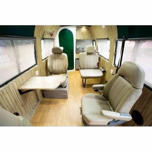 17 Feet Vanity Van At Rs 180000/piece