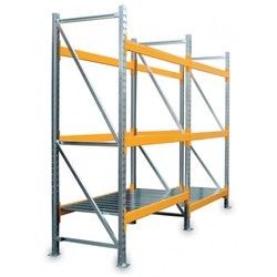 Donracks Mild Steel Pallet Racking System