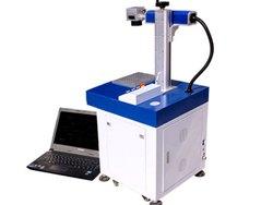 Copper Kitchen Ware and Sinks Laser Marking Machine