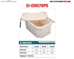 INSULATED CONTAINER 70 LTR