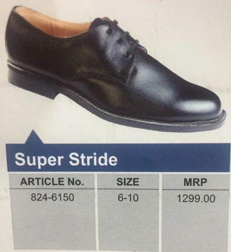 Bata School Shoes Leather Super Stride