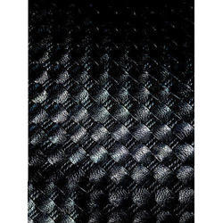 Black Rexine Fabric For Car Seat