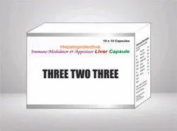 Hepatoprotective Immuno Modulator & Appetizer Liver Capsules