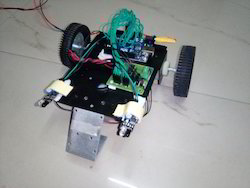 Vacuum Cleaning Robot Arduino Uno Based