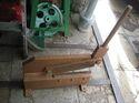 Geared Shear Machine