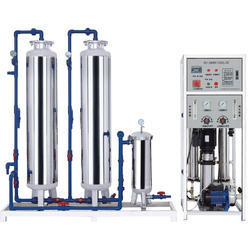 De-mineralized Water System