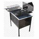 Semi Automatic Bottle Washing Machine