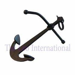 Antique Finish Nautical Decorative Anchors